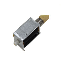 1039-12 High Quality Low Price DC 24V Push Type Solenoid Lock
