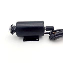 DC 24V Disabled Electric Wheelchair Car Solenoid Valve Push-Pull Tube Electromagnet Thruster